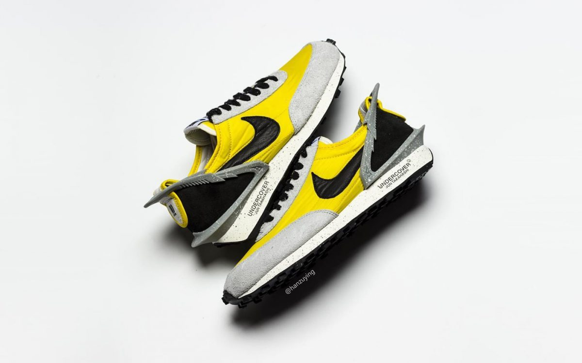 "Detailed Look // Undercover x Nike Daybreak ""Bright Citron"""