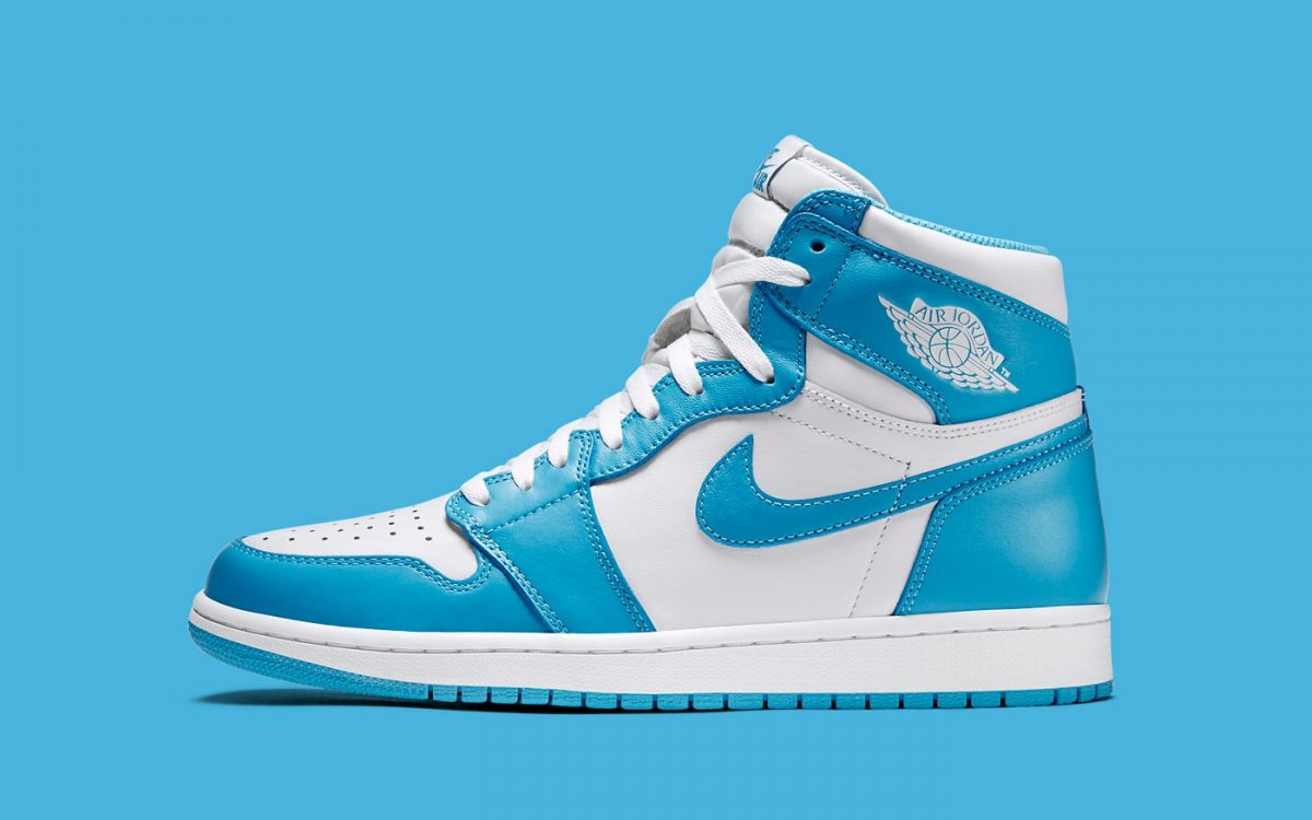 The OG UNC Air Jordan 1 Returns this Fall — in Patent Leather