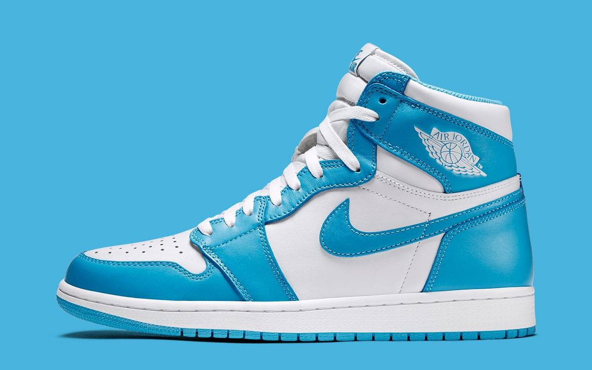 Unc Air Jordan 1 Returns This Fall In Patent Leather House Of