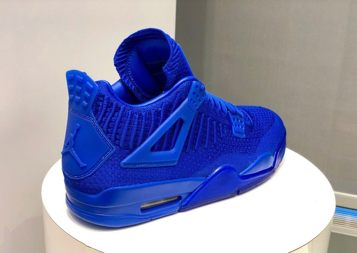 66de4d9bb5e First Looks at the Air Jordan 4 Flyknit - HOUSE OF HEAT
