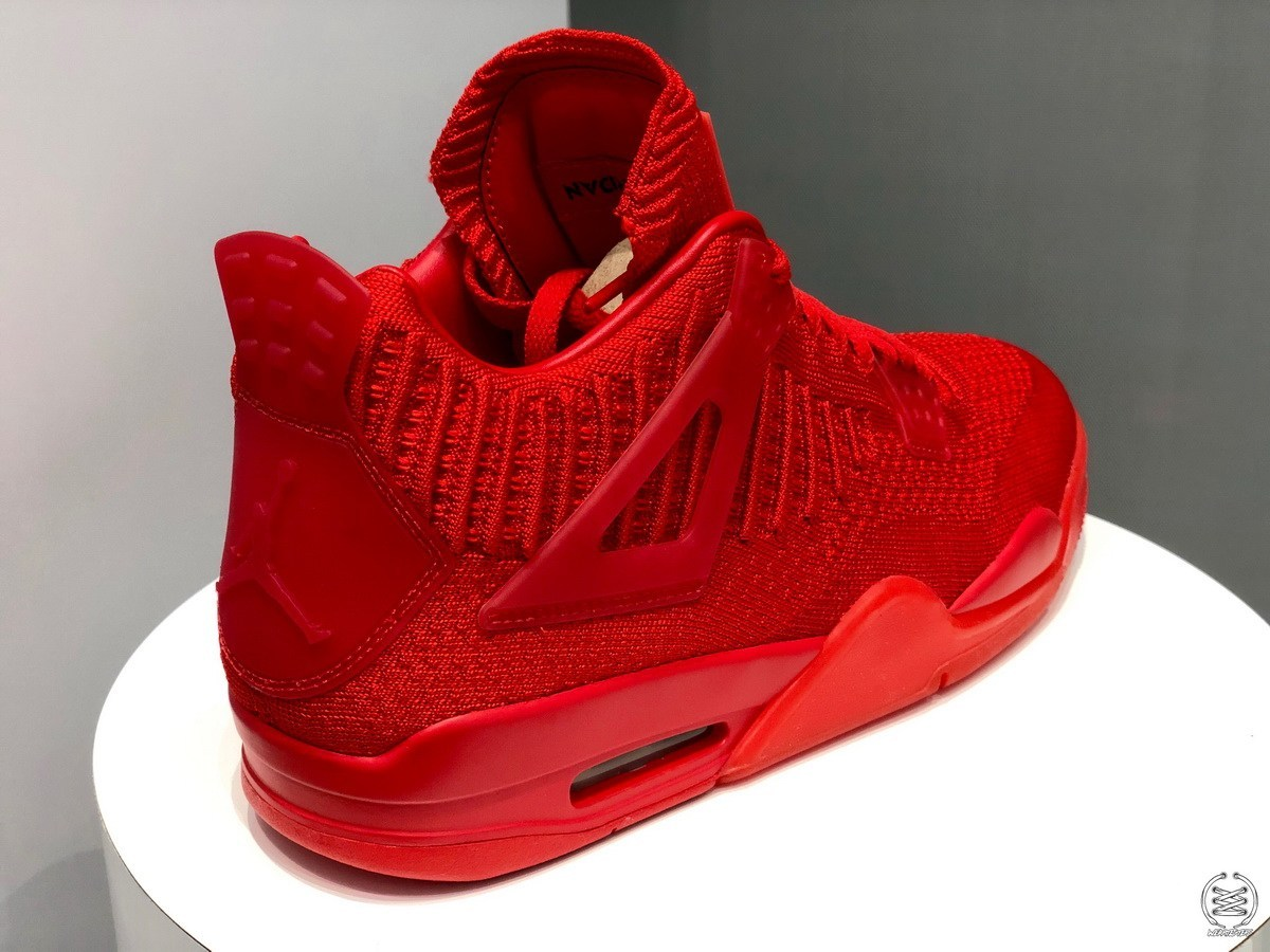 d5b87391e816 First Looks at the Air Jordan 4 Flyknit - HOUSE OF HEAT