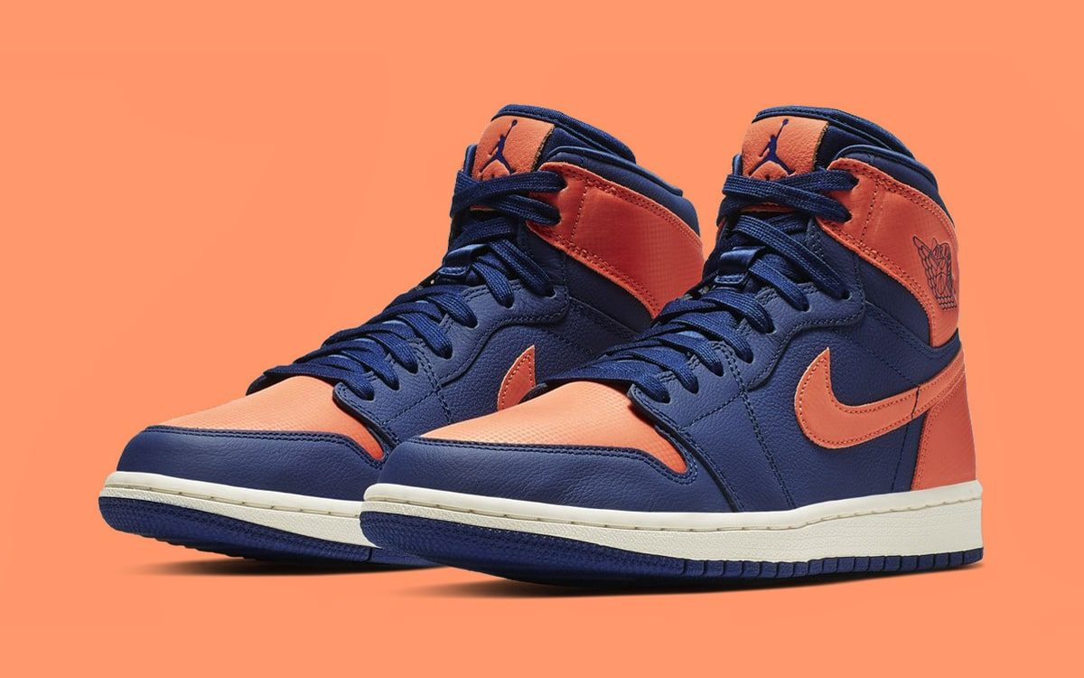 This Next Air Jordan 1 Comes Inspired by MJ's Throwback Chicago Bears Get Up