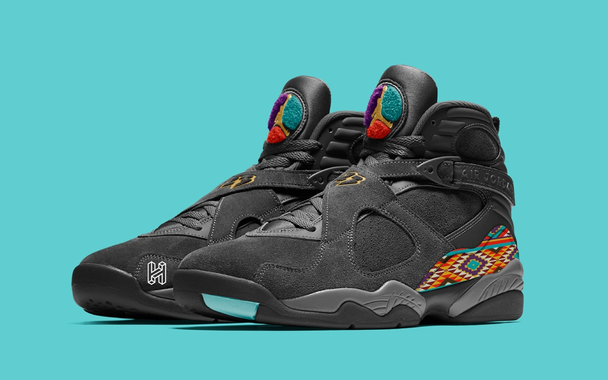 uk availability 5e31c c3607 This Year s N7 Jordan Contribution Will be the Air Jordan 8 - HOUSE ...