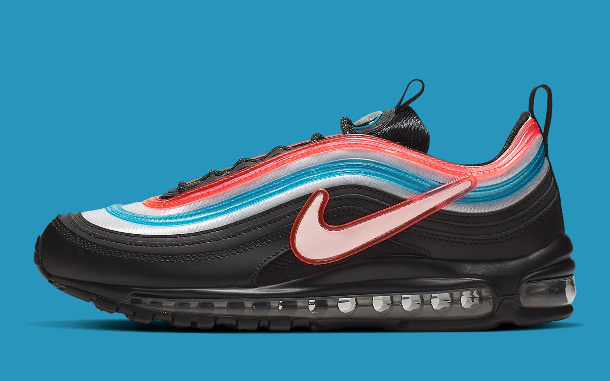 """The Nike Air Max 97 """"Neon Seoul"""" to Release on April 13th"""