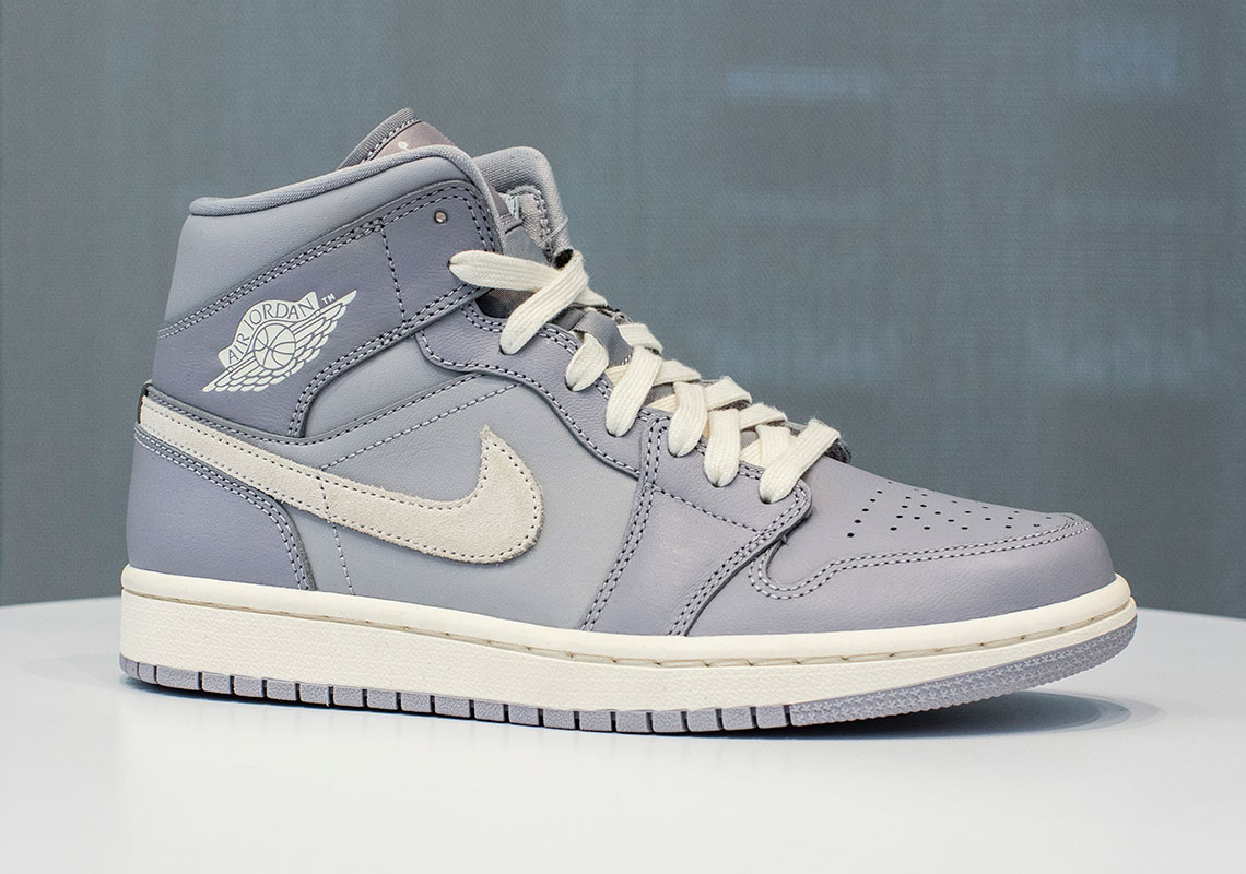 "Jordan Brand Unveil a Trio of ""Cool Grey"" Jordan 1s for Summer"
