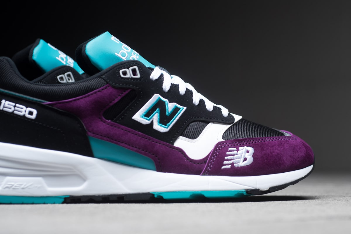 huge discount 88088 c5621 New Balance s Made In England 1530 Arrives in Poppin  Purple And ...