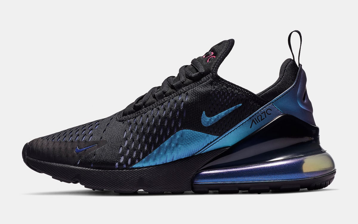 Nike is Throwing it Back to the Future with this Iridescent