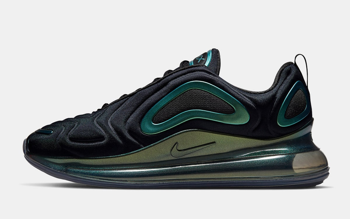 new product e6987 f05f8 Nike is Throwing it Back to the Future with this Iridescent Air Max ...