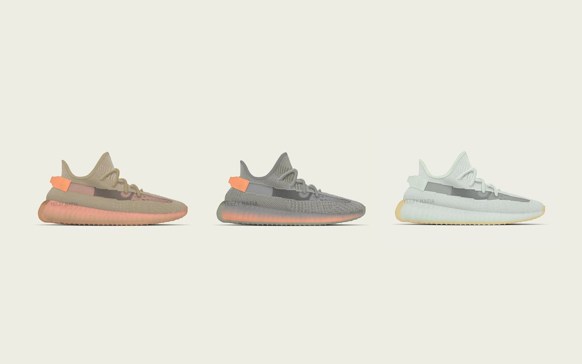 "The Trio of ""Special Release 350 v2s Will Release Regionally"