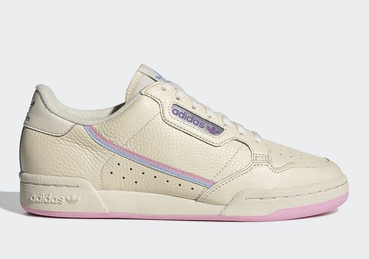 Eight adidas Continental 80s Arrives for Men and Women on March 14th