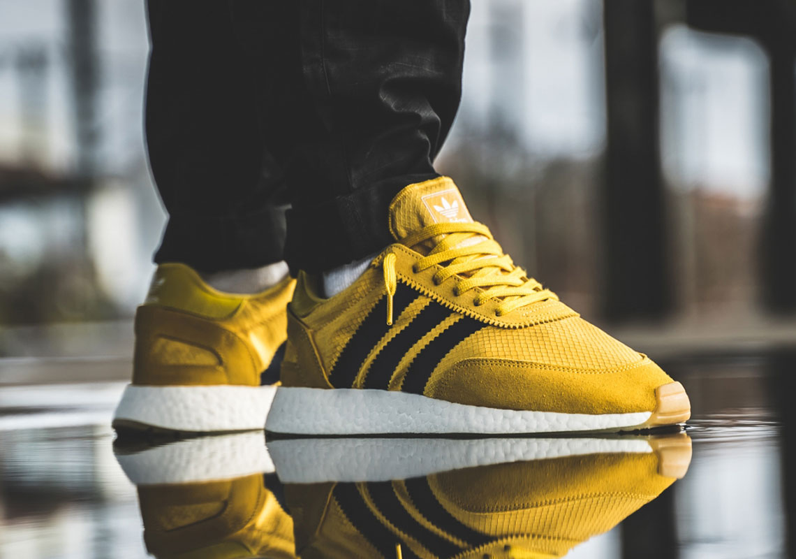 The adidas I-5923 Welcomes Wu-Tang Colors