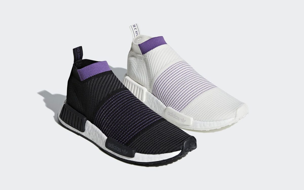 "adidas to Release a ""Purple Pack"" of NMD City Socks"