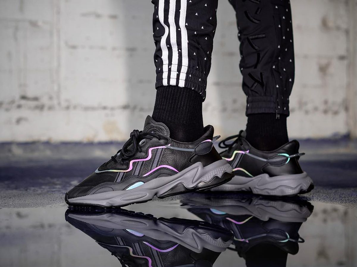 "First Looks // adidas Ozweego adiPrene ""Reflective Xeno"""