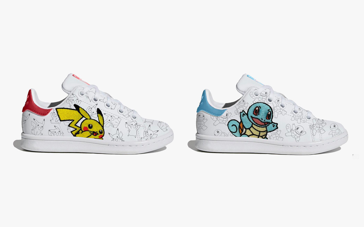 a6665a709bb Detailed Looks at the adidas x Pokemon Campus Collaboration - HOUSE ...