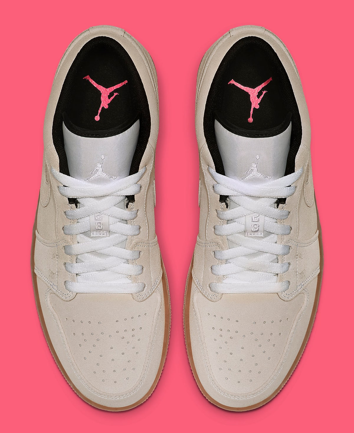 921c773a336 The Air Jordan 1 Low Arrives for Summer with Bright Pinks and Beige ...