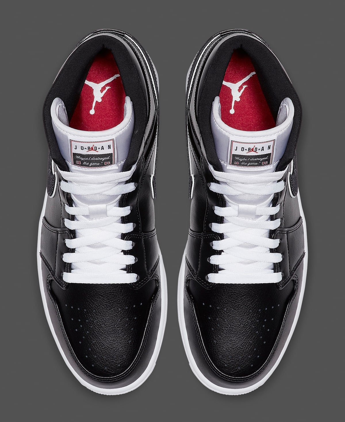 This Mid Comes Inspired by a Memorable Air Jordan Campaign from 2008 ... fcb0b9684