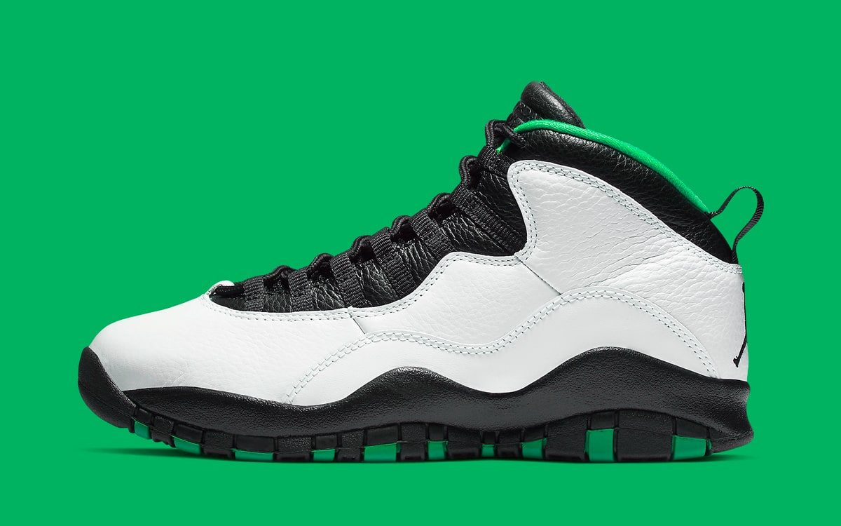 "The ""Seattle"" Air Jordan 10 Returns this October"