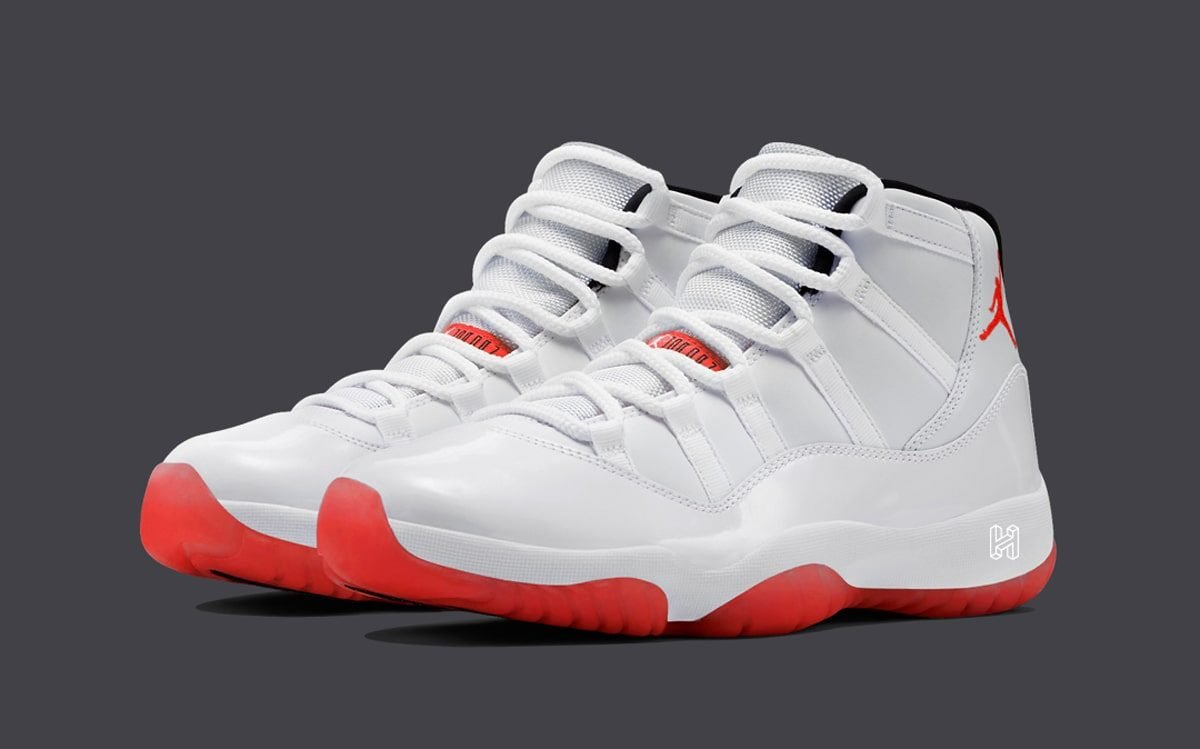 "Concept Lab // Air Jordan 11 ""Infrared"""