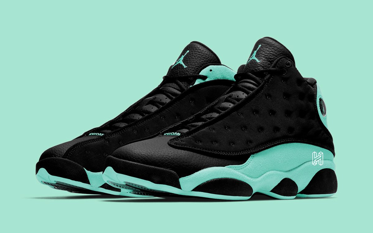 "The ""Island Nights"" Air Jordan 13 Arrives in November"