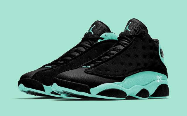 "67800df1600 The ""Island Nights"" Air Jordan 13 Arrives in November"