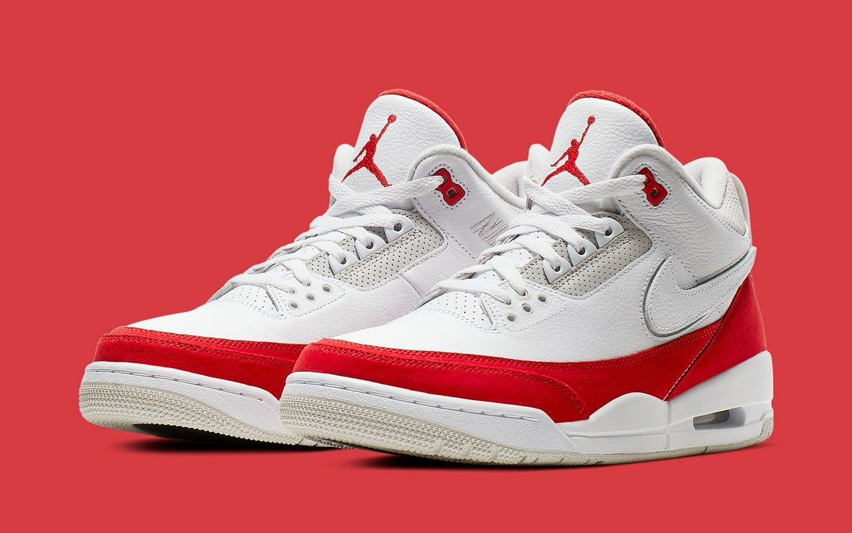 This Air Max 1-Inspired Air Jordan 3 Tinker Arrives with Removable Swoosh Patches