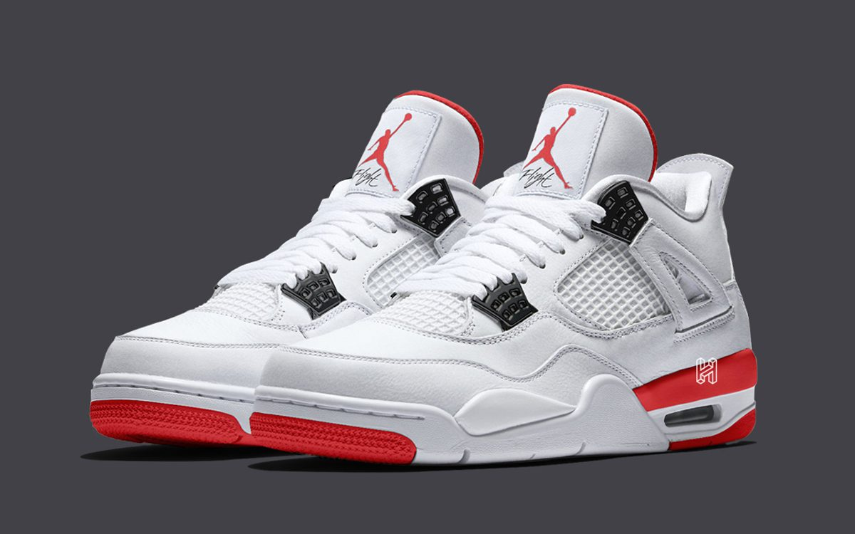 100% authentic 8446d 7124a Concept Lab // Air Jordan 4