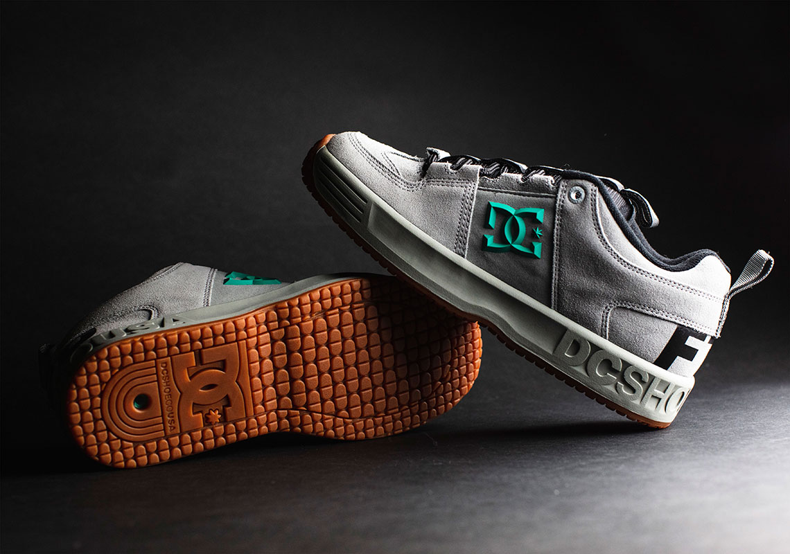 FTP And DC Shoes Connect Again For a Limited Edition Lynx OG