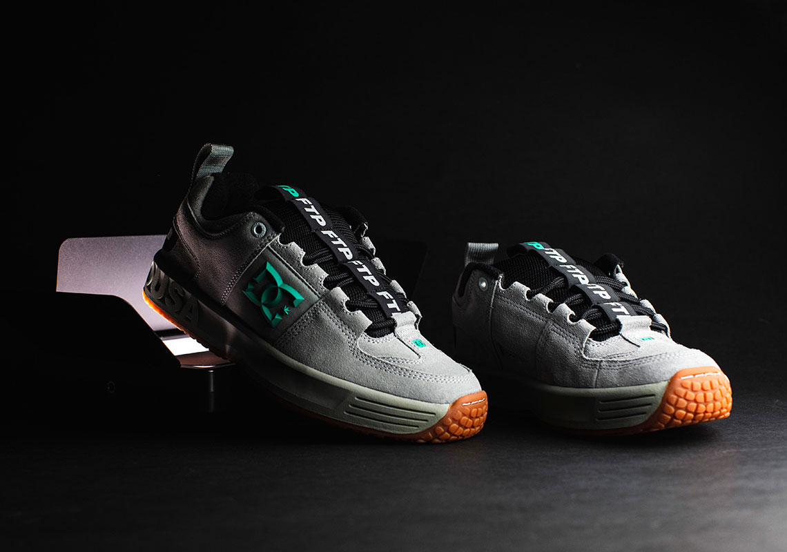 FTP And DC Shoes Connect Again For a
