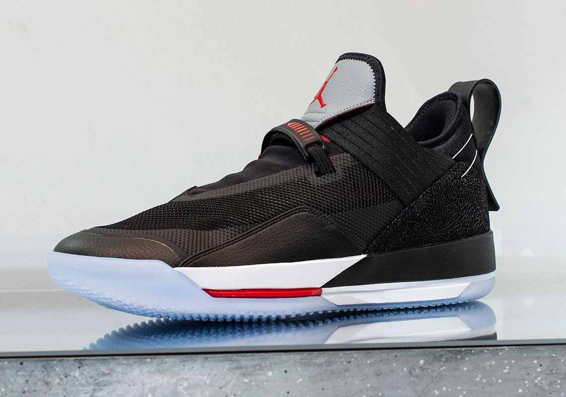 new style 4e36b b82ca First Looks At The Air Jordan 33 Low