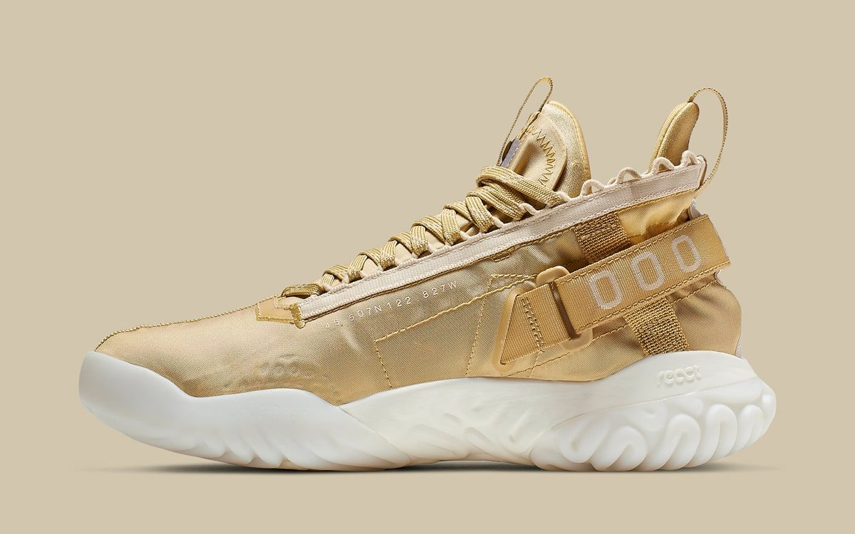 The Jordan Protro React Goes for Gold
