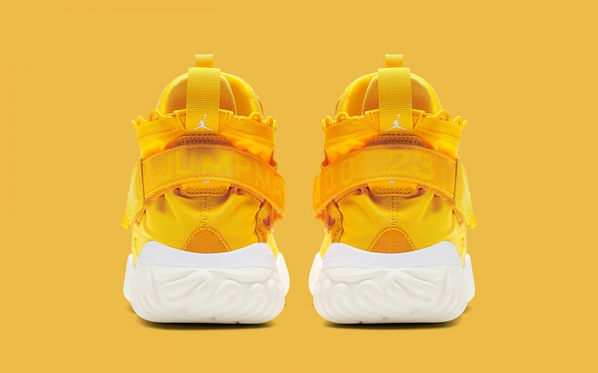 Jordan's Next Protro React Yells Out in Yellow