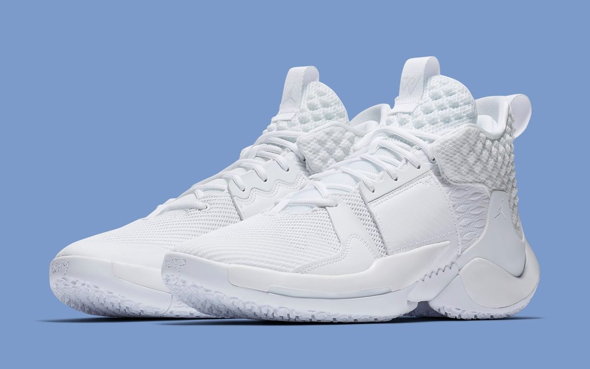 """Westbrook's Why Not Welcomes """"Triple White"""""""