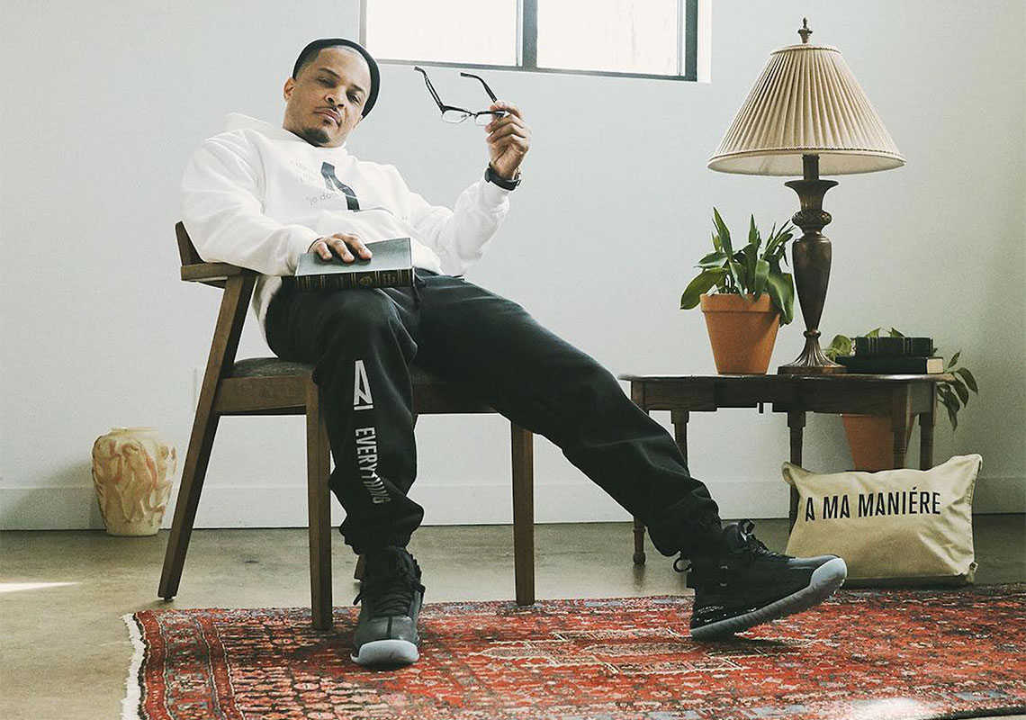 "T.I. Introduces the A Ma Maniere x Jordan Proto Max 720 ""Atlanta Nights"""