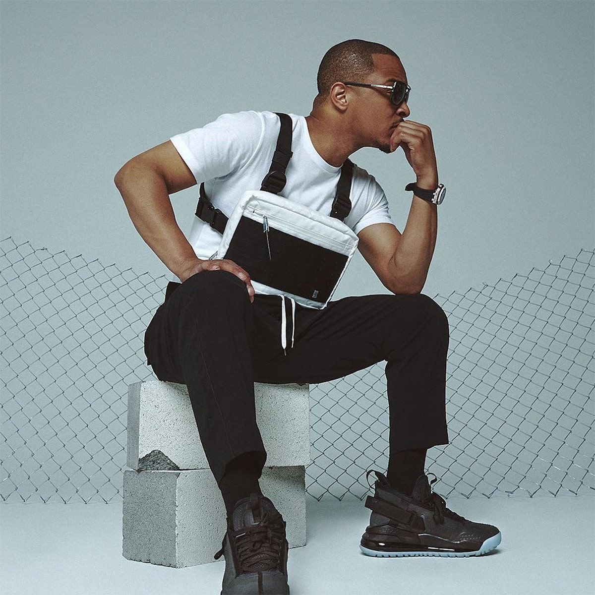 T.I. Introduces the A Ma Maniere x