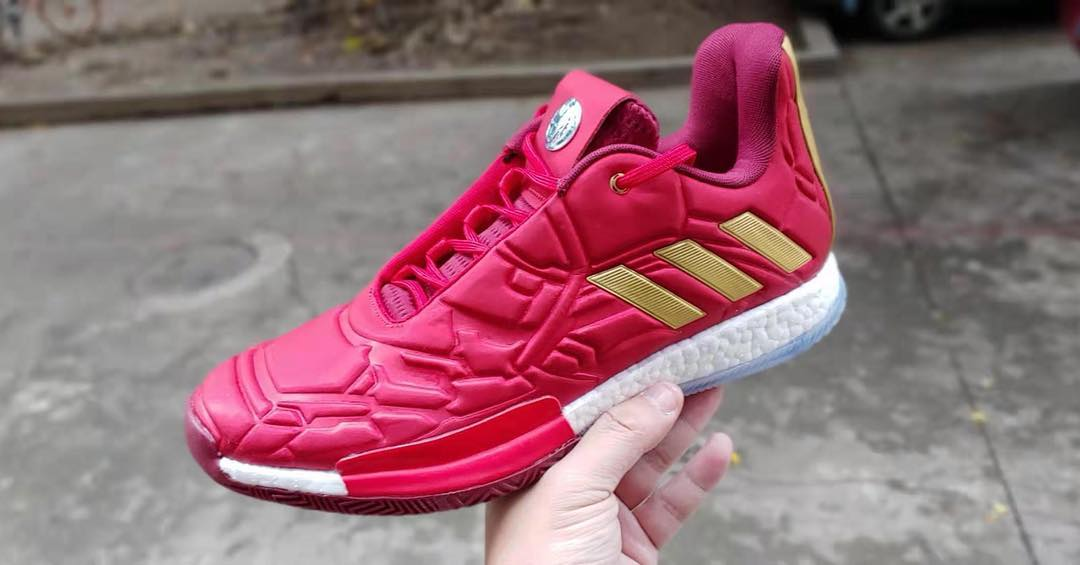 "First Look // adidas Harden Vol. 3 ""Iron Man"""