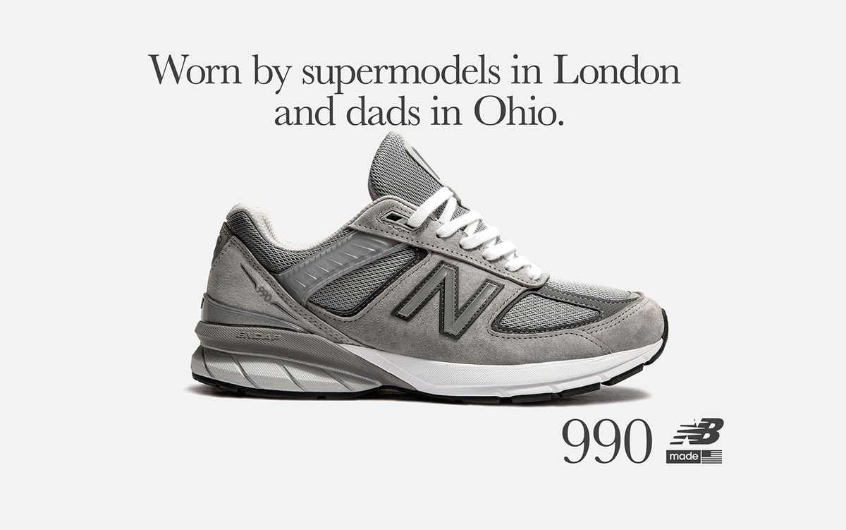 New Balance to Introduce the 990v5 this April