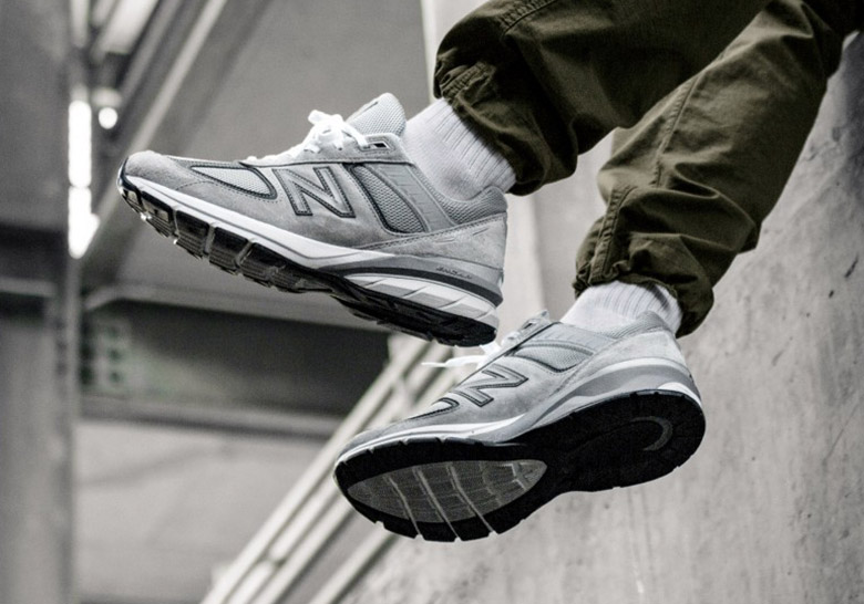 Available Now // New Balance to Introduce the 990v5