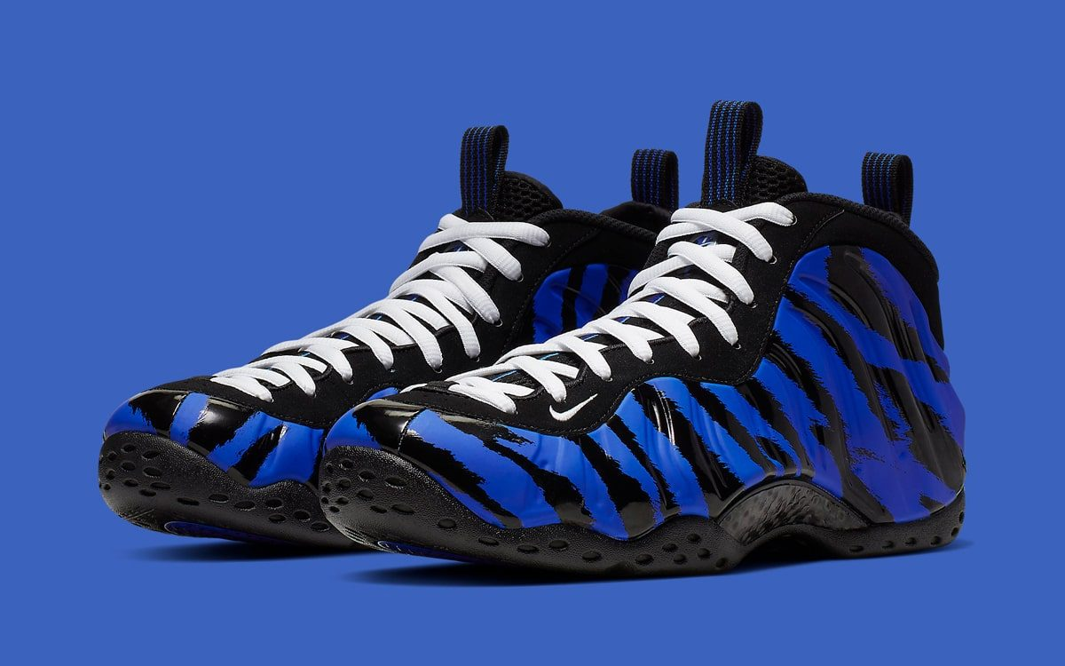 9395f50fe2081 Penny s Memphis Tigers Foamposite PE Will Release to the Public ...