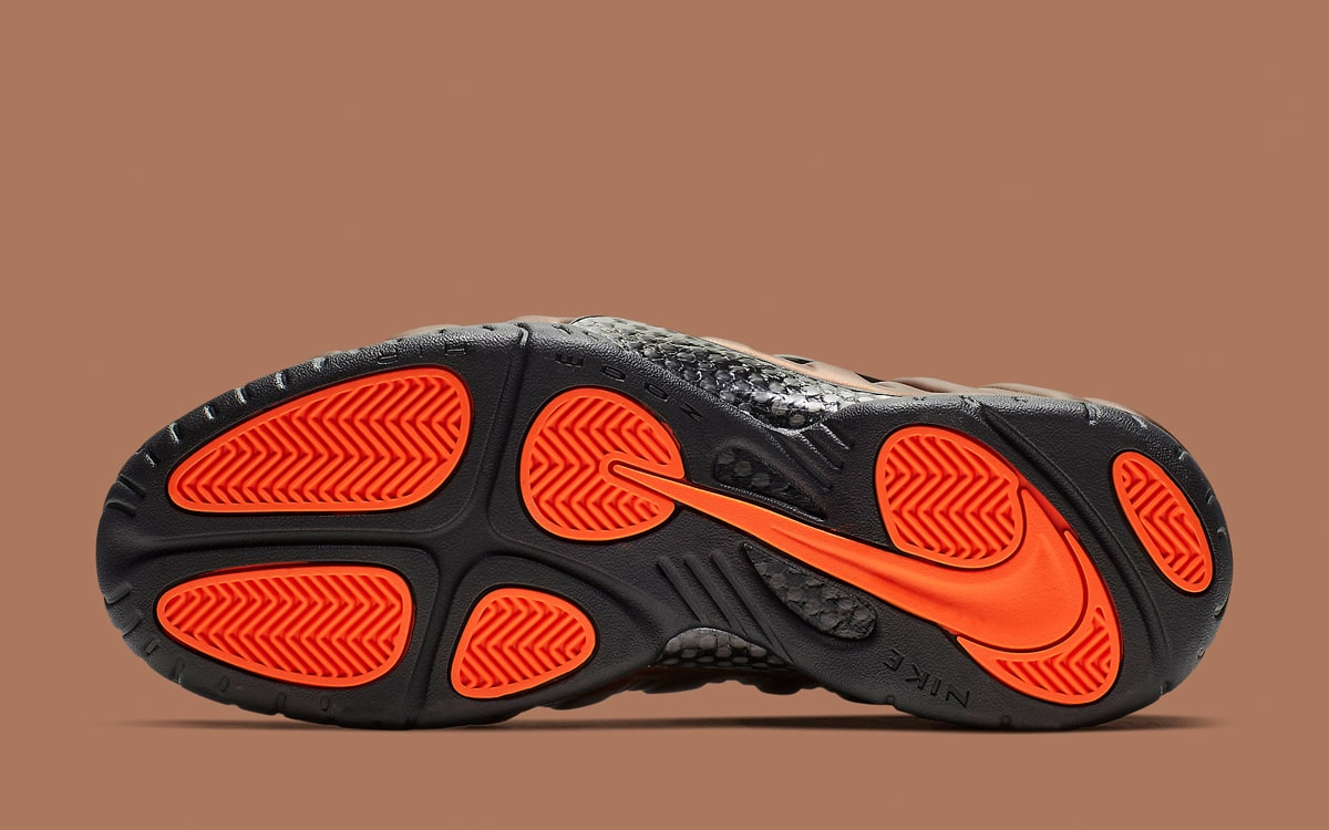 "online store 5c060 455fe Where to Buy the Nike Air Foamposite Pro ""Hyper Crimson ..."