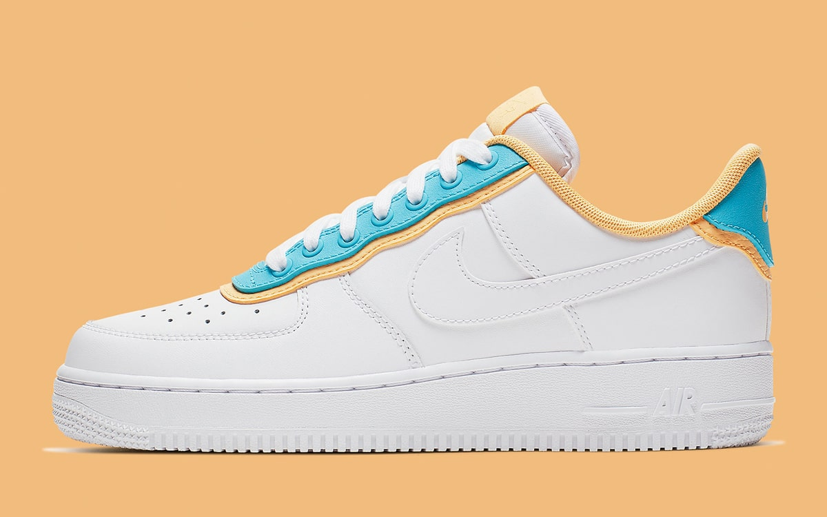 Available Now The Air Force 1 Gets Double Dipped HOUSE