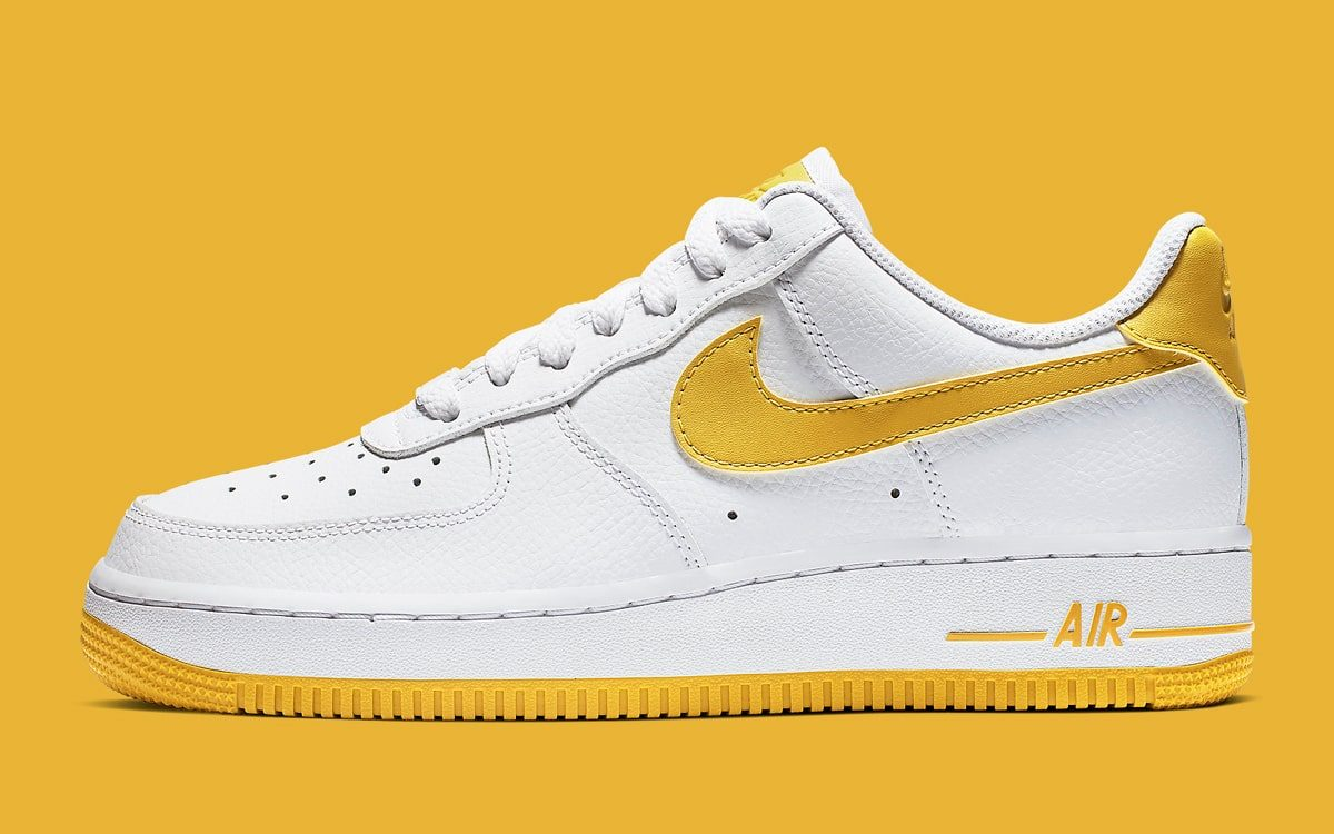 These Nee Air Force 1 Lows are A-Maize-ing