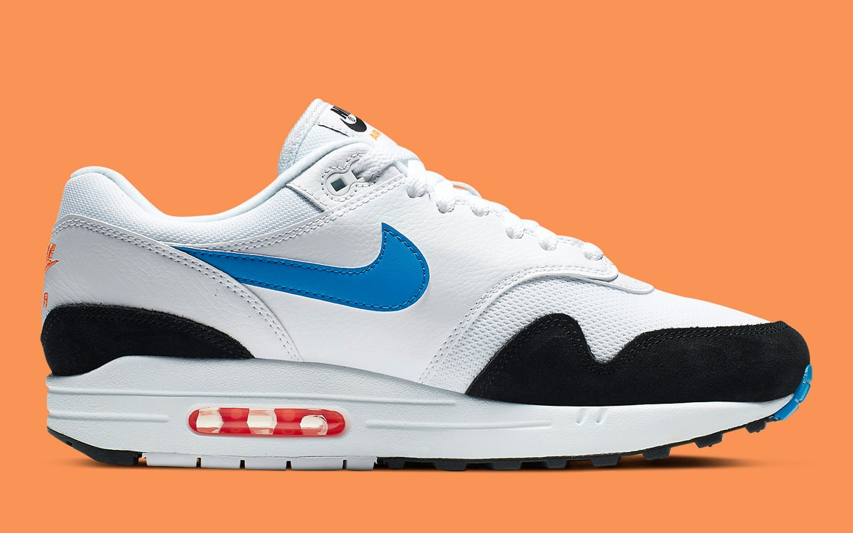 0e39aa051b2 Available Now // The Nike Air Max 1 Arrives With Photo Blue and ...