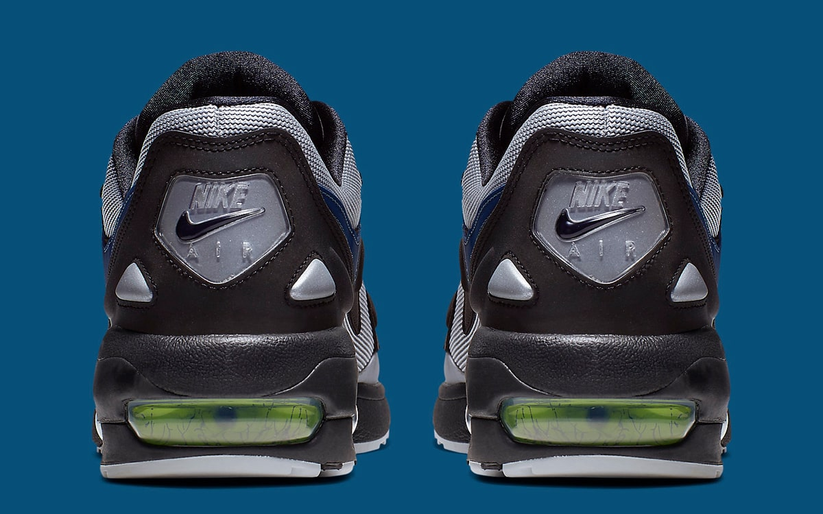"""99dc2e5c8c4 The Nike Air Max 2 Light """"Thunderstorm"""" is Available Now! - HOUSE OF ..."""
