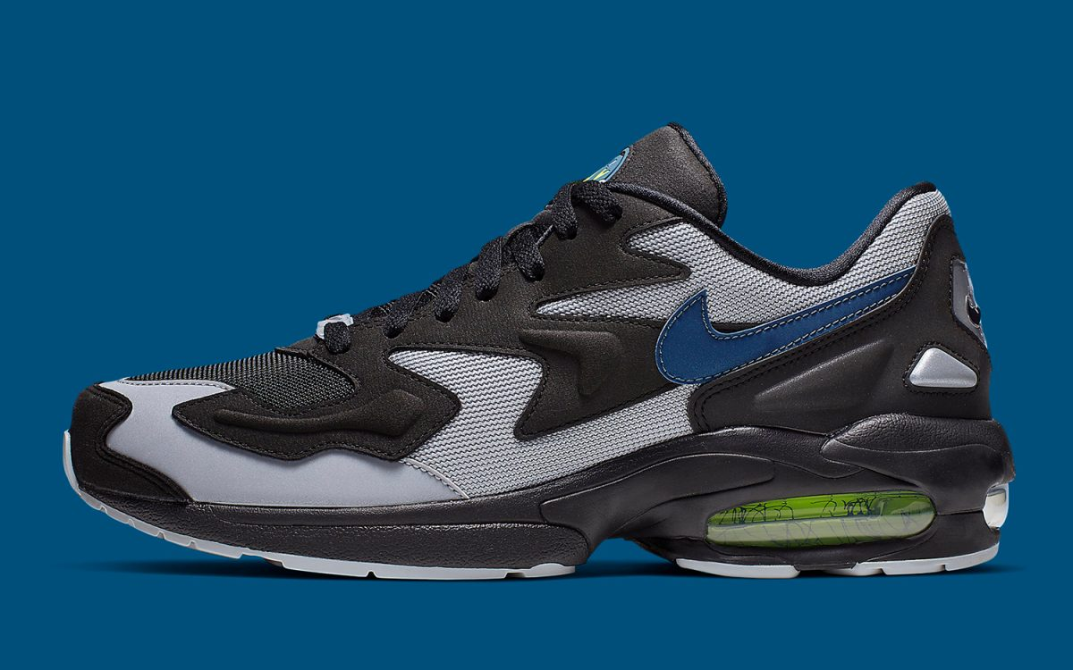 """The Nike Air Max 2 Light """"Thunderstorm"""" is Available Now!"""