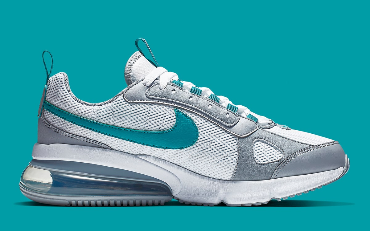 outlet store 5e708 d23b5 The Air Max 270 Futura Takes on a Teal Colorway for Spring ...