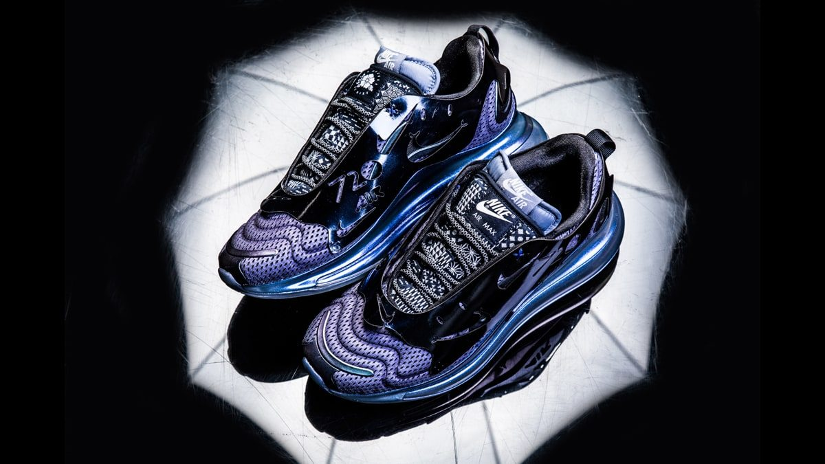 nowy koncept wykwintny design oficjalne zdjęcia BespokeIND Unveil an Incredible Air Max 720 Addition for Air ...