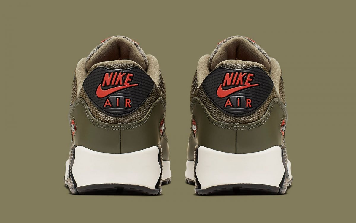 Nike's Next Air Max 90 takes on an Undeniably Undefeated Colorway