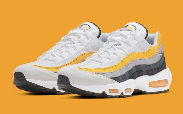 ff10901f4b2a4b Available Now    The Next Air Max 95 Looks Amazing in Amarillo