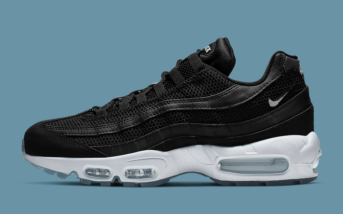 Available Now // Icy Soles and Wide-Open Mesh Make Their Way to the Air Max 95 Essential