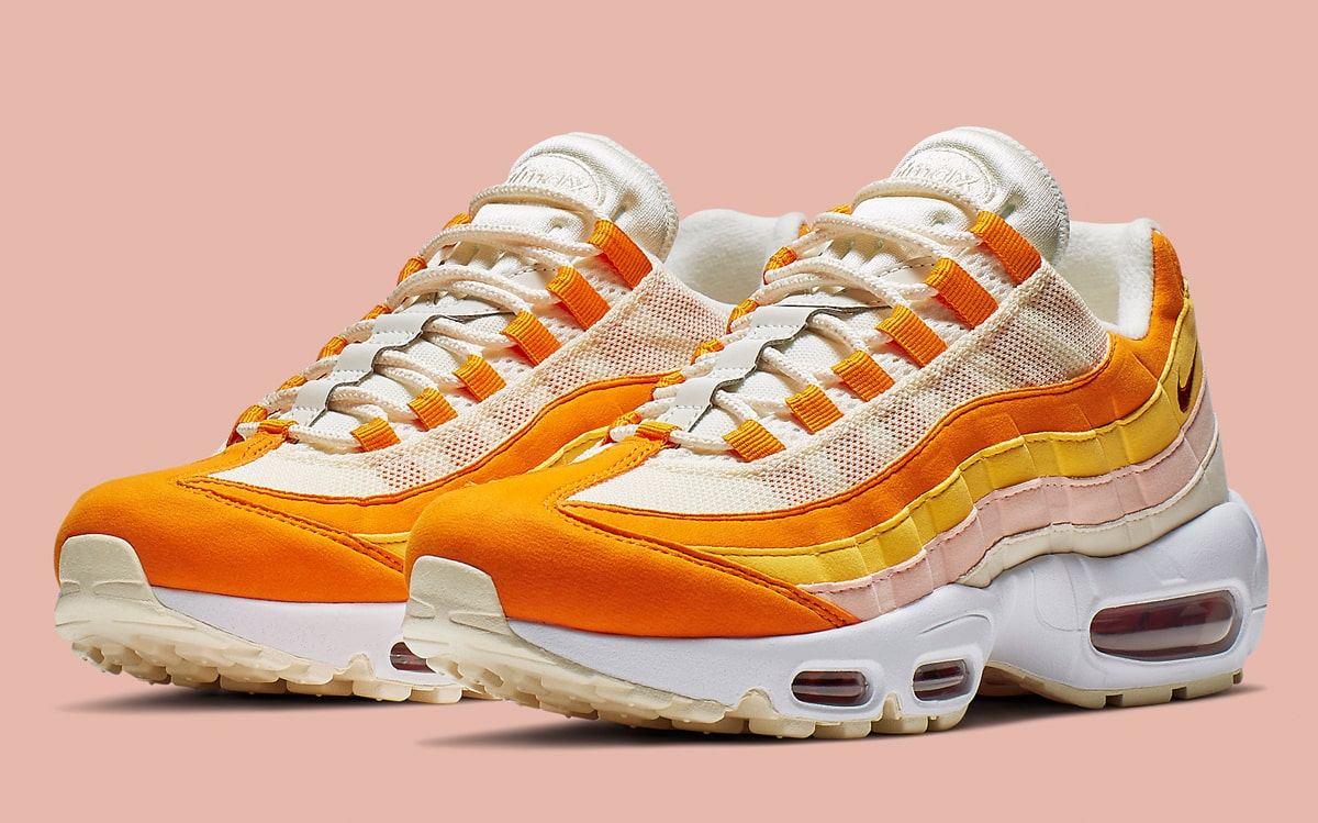 This New Air Max 95 Shouldn't Look this Good HOUSE OF HEAT